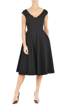 I <3 this Virginia dress from eShakti
