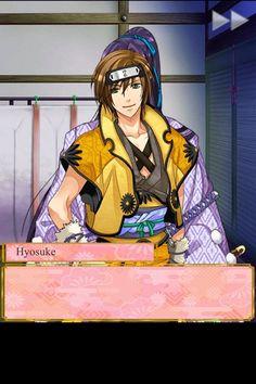 #shallwedate #shall we date #destinyninja #hyosuke #yoshitsune #otome #solmare #ninja #destiny ninja