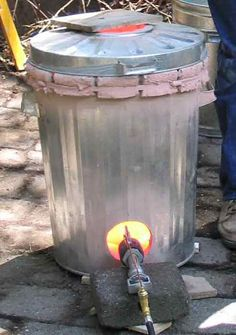 How to. How to build your own Raku kiln.