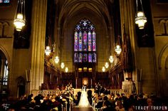 Getting married at Duke Chapel
