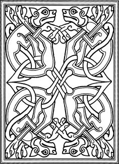 Celtic Design 049