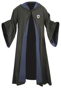 Harry Potter Youth Adult Robe Cloak Gryffindor/Slytherin/Hufflepuff/Ravenclaw                                                                                                                                                                                 More