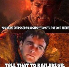 Tell that to Kanjiklub