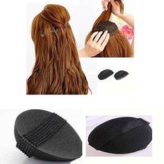 Cheap diy hair, Buy Quality fashion girl directly from China magic hair styling Suppliers: 1 Pair Fashion Girls Women DIY Hair Styling Magic Updo Tuck Comb Wear Hair Style Hairpins Comb Styling Comb, Styling Tools, Hair Sponge, Bump Hairstyles, Medium Hairstyles, Updo, Braid Tool, Hair Comb Clips, Beehive Hair