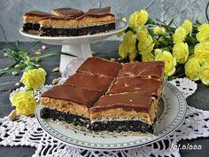 Ala piecze i gotuje: Wafle z bajaderką i masłem orzechowym Tiramisu, Cooking, Ethnic Recipes, Crack Crackers, Cakes, Kitchen, Tiramisu Cake, Brewing, Cuisine