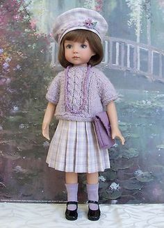 "Dianna Effner 13"" doll"