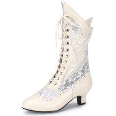Edwardian Titanic Womens Clothing .cute for wedding boots