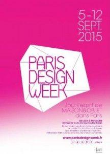 Paris Design Week à Paris du 5 au 12 septembre 2015. L'événement international qui met en valeur la création et le design à Paris. http://www.batilogis.fr/agenda/salon-france-2015-1.html