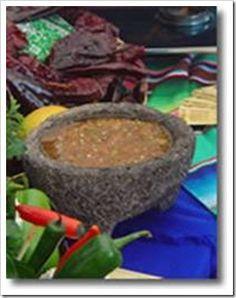 34 Recetas de Salsa Mexicanas. Habrá qur probarlas, a ver si es cierto jojo