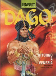 Cover for Dago (Eura Editoriale, 1995 series) #v1#1
