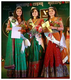 Neha Pednekar Crowned as Shravan Queen 2014 Neha Pednekar winner of Shravan Queen 2014