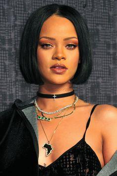 """Rihanna at """"Fenty x Puma"""" fashion Show, in New York. (12th February 2016)"""