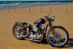 '73 Ironhead   Bobber Inspiration - Bobbers and Custom Motorcycles   thefoundrymc November 2014