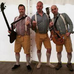 FNM rocking the house @ Rock in Vienna #wespeakbavarian #Lederhosen #bunt #color #Devilskins #lyddy #FNM