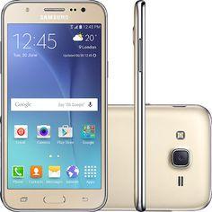 Smartphone Samsung Galaxy J5 Dual Chip Desbloqueado com desconto no boleto nas lojas americanas, muitas informações sobre o Smartphone Samsung Galaxy J5