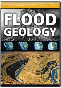 Flood Geology DVD from Answers in Genesis. Also have other resources worth looking into for Science.