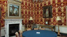 The Velvet Room - The Ditchley Foundation