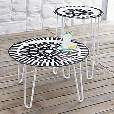 Pic-nic Side Tables