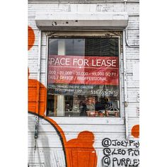 From #Brooklyn #storefront #spaceforlease #reflection #street