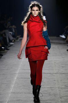 New York Fashion Week, Y-3 Fall 2011