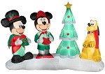 Disney Mickey Minnie Mouse Pluto Light show