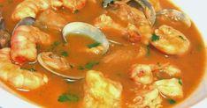 Sopa de marisco en olla JRD top 1 - Atıştırmalıklar - Las recetas más prácticas y fáciles