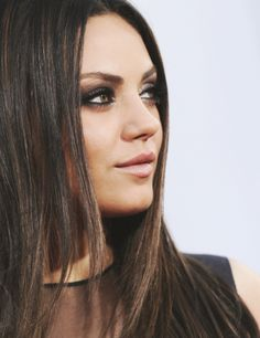Mila Kunis Mila Kunis, Beautiful Eyes, Beautiful People, Beautiful Women, Celebrity Gallery, Celebrity Crush, Ukraine, Girl Crushes, Hair Beauty
