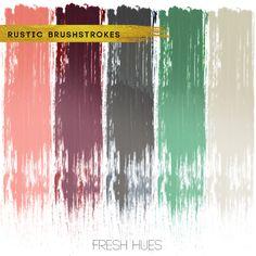 *brushstrokes* | fresh hues <3