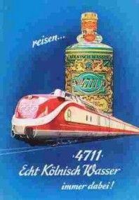 Kölnisch Wasser - 50er Jahre