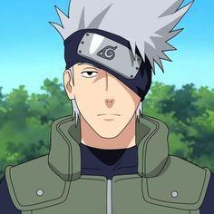 Kakashi withou the mask