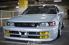 GoodRides.co | Recreating Memories // Toyota Corolla AE101