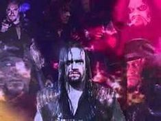 Wwe Wrestlemania 34, Undertaker, Legends, Fictional Characters, Fantasy Characters