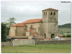 Etapa 11: Laredo - Güemes. Iglesia de San Pedro del Castillo. Camino del norte en #Cantabria #Spain #Travel