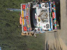 Transport af tømmer