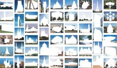 """Previous pinner: """"buildings to see before you die / jose davila"""" Me: poster with silhouettes only; no list of the buildings Photojournalism, Vacation Spots, Beautiful World, Places To See, Travel Inspiration, Art Photography, Photo Wall, Buildings, Before I Die"""