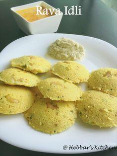 Instant Rava Idli Recipe / Masala Idli Recipe | Hebbars Kitchen – Udupi Delicacies | Indian Cuisines | Vegetarian Food Blog