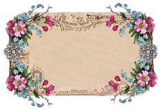 Rose Border Clip Art Free | clip art, free pictures, free images, images for free, images of free ...