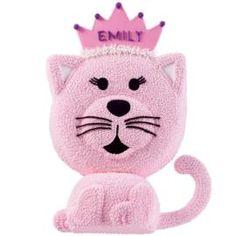 kitty-cat princess cake