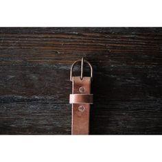 Copper Camp Belt