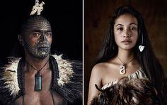 마오리족 - 뉴질랜드 Maori, New Zealand