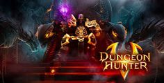 Dungeon Hunter 5 by Gameloft (iOS / Android / Windows Phone) The legendary Dungeon Hunter series returns with a vengeance! Ticket, Facebook Android, Hack And Slash, Game Update, Free Gems, Mobile Game, Iphone, Cheating, Google Play