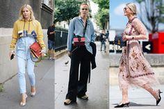 Image of 還未想到今季該入手一個甚麼款式的手袋?從 #PFW 時尚達人街拍造型找靈感!