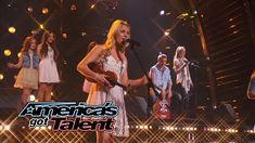 "The Willis Clan: Family Band Puts a Twist on ""The Power of Love"" Cover - America's Got Talent 2014 Grace Music, The Willis Clan, Willis Family, Love Cover, Britain Got Talent, The Power Of Love, American Spirit, Music Covers, America's Got Talent"
