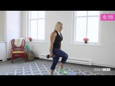 Total Body Superset Workout - YouTube