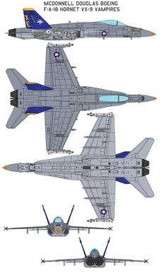 Vampires VX-9 FA-18 Hornet VX-9 Vampires VX-9, originally Air Development Squadron FIVE (VX-5), was commissioned on 18 June 1951 at Naval Air Station Moffett Field, California, with 15 officers, 10...