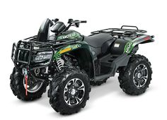 Arctic Cat is one of the renowned company that manufactures and sells the better ATV models. Today's topic is one of the most popular ATV and he carries the 2013 Arctic Cat MudPro 1000 Limited 1000. Below you will have the opportunity to view all the