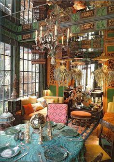 cute retro style ideas for your interior home design 5 Maximalist Interior, Bohemian Interior Design, Diy Home, Home Decor, Decor Diy, Decor Ideas, Rustic Decor, Art Ideas, Food Ideas