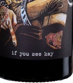 Rare artisan wines, and build your own wine club – 10 Offbeat and Sometimes Offensive Wine Labels