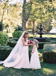 Bride at a historic inn: http://www.stylemepretty.com/2016/11/08/a-charming-historic-inn-wedding-thats-fit-for-a-gilmore-girl/ Photography: Joey Kennedy - http://www.joeykennedyphotography.com/