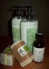 Psoriasis Treatment Set
